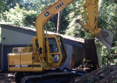 Demolition Job || Jim Agnew || Cascade Dozing